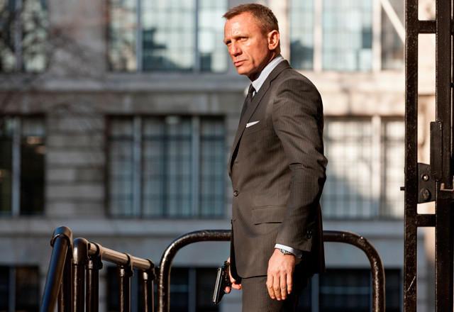 """007ダニエル・クレイグ、ロンドン五輪開会式で""""スカイフォール"""""""