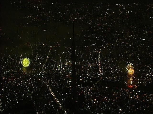 (C)TOKYO-SKYTREE (C)2012 劇場版「東京スカイツリー 世界一のひみつ」製作委員会