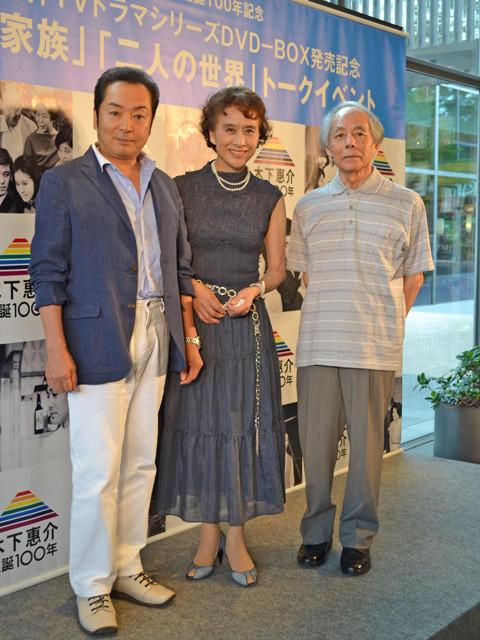 名匠・木下惠介の生誕100年を記念し、山田太一らが思い出を語る