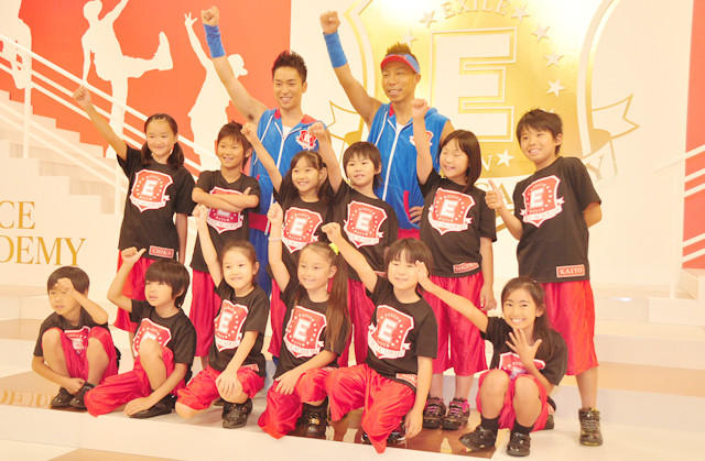 EXILEがNHKで初の冠番組 USA&TETSUYAがダンス指導