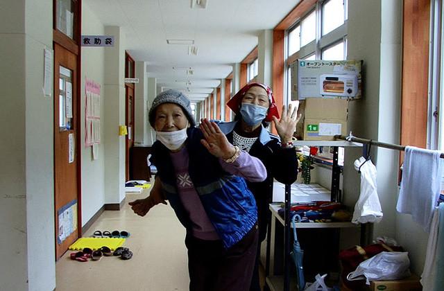 瀬々敬久プロデュース「石巻市立湊小学校避難所」が18日から公開