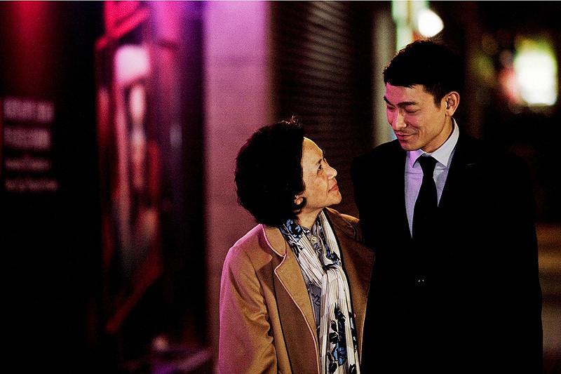 アンディ・ラウがプロデューサー、老いと人間愛を描いた香港映画「桃さんのしあわせ」予告編
