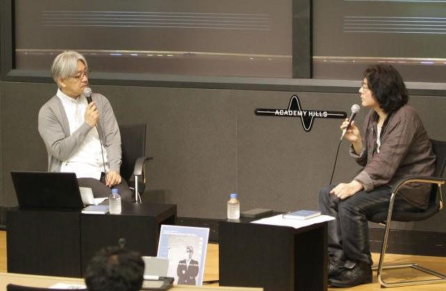 岩井俊二&坂本龍一、映画音楽の難しさと魅力を語る