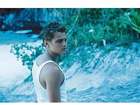 映画「ザ・ビーチ」の一場面「ザ・ビーチ」