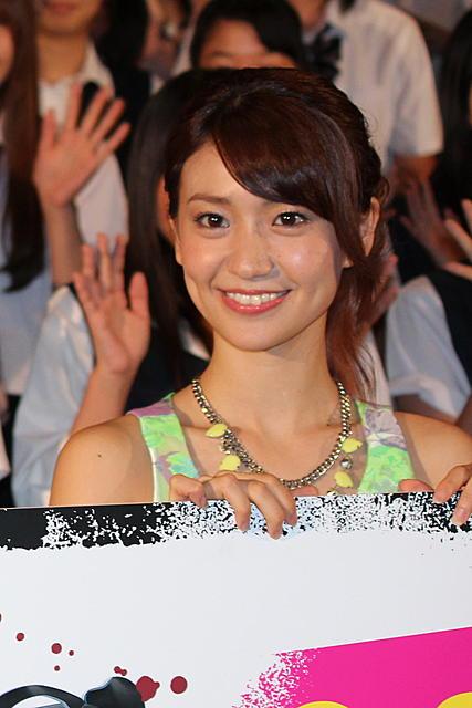 AKB48大島優子、実印購入を明かす「大人の重みを感じる」