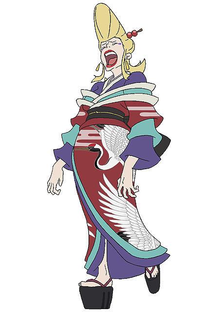 水樹奈々、桜庭一樹原作のアニメ「伏」に出演決定