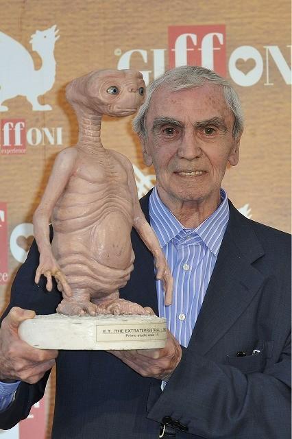 E.T.の生みの親カルロ・ランバルディ氏死去