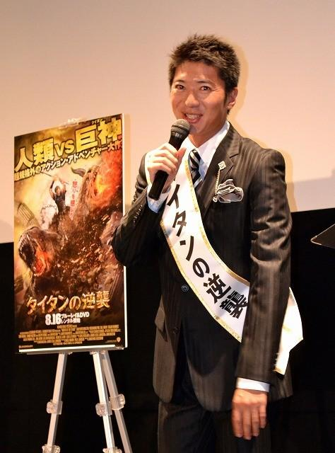 """フィリ""""ピン""""芸人・長井秀和、わいせつ行為疑惑の汚名を返上「間違いない!」"""