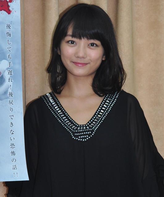 本格的に女優を目指す森田涼花