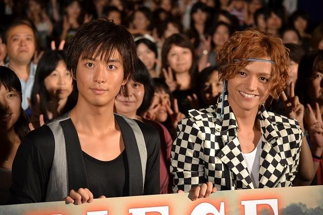 「オーズ」コンビの渡部秀&三浦涼介、再タッグでも「さすがオレたち!」