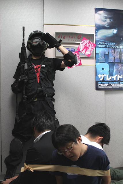 レイドマン急襲!映画.com編集部が強制捜査に!?