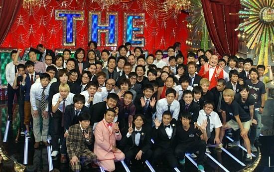 中川家、ノンスタ、笑い飯ら順当に「THE MANZAI2012」ベスト50入り