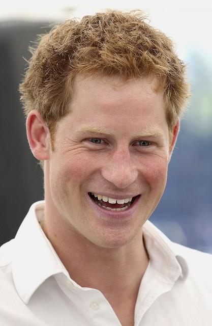 全裸写真流出の英ハリー王子に、1000万ドルでポルノ映画主演オファー