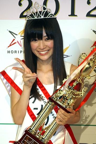 ホリプロ新世代シンデレラ決まる! TSCグランプリに山形の13歳菅野さん