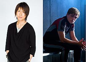 ジョシュ・ハッチャーソン演じるピータ役を担当する神谷浩史「ハンガー・ゲーム」