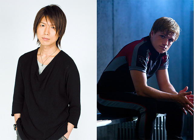 「ハンガー・ゲーム」吹き替えに神谷浩史、中村悠一、山寺宏一ら豪華声優陣