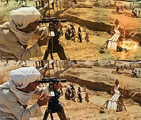 ... 映画「レイダース/失われたアーク」に登場するインディアナ・ジョーンズと