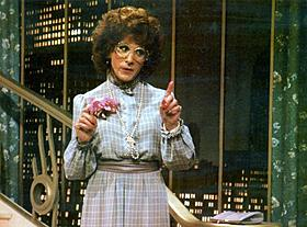 ダスティン・ホフマンが女装姿を披露した「トッツィー」「トッツィー」