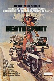 「デススポーツ」ポスター「コーマン帝国」