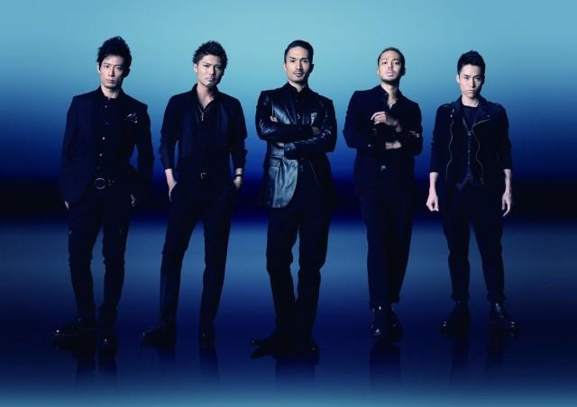 「EXILE」のメンバーからなる新ユニット「THE SECOND from EXILE」