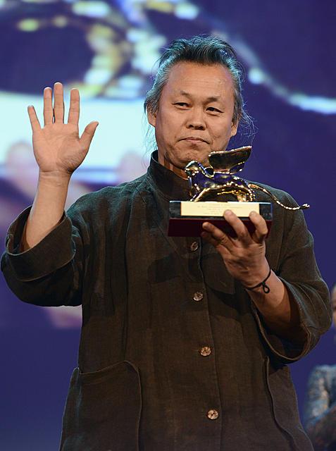 ベネチア金獅子賞はキム・ギドクの手に 韓国映画が初受賞