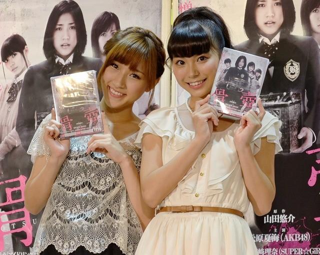 AKB48・松原夏海、じゃんけん大会に向け気合十分「目をつぶって挑む」