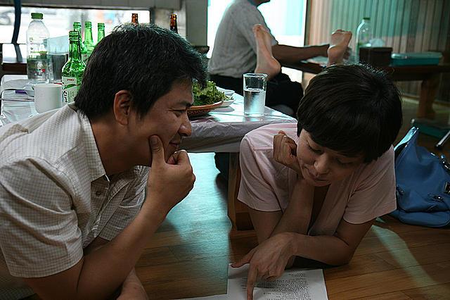 韓国映画界のカリスマ、ホン・サンス監督の特集上映予告編公開