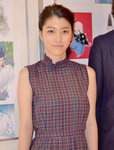 成海璃子、6年ぶり共演の松山ケンイチは「お父さんになっていてすごい」