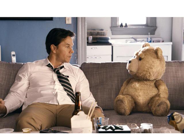 「テッド」が「ハングオーバー!」超え!R指定コメディの世界興収No.1に
