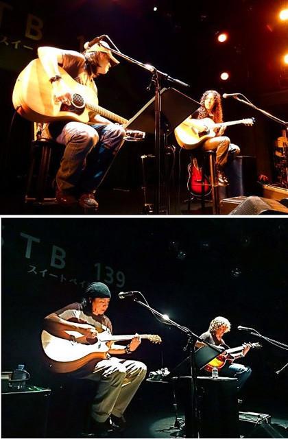 世良公則35周年ライブ、盟友2人と連夜競演