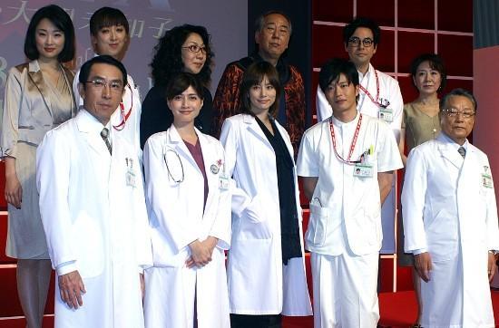 女医米倉涼子「頭使ってます」専門用語スラスラ