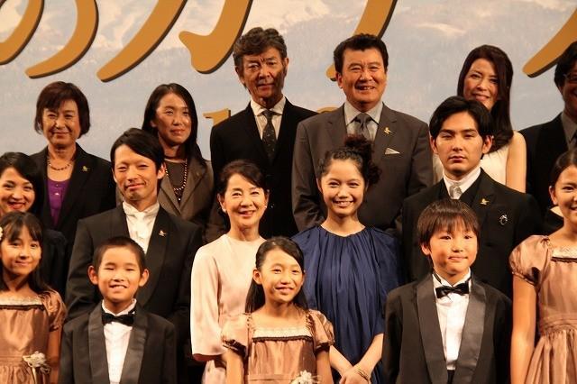 柴田恭兵&里見浩太朗、吉永小百合との再共演を熱望