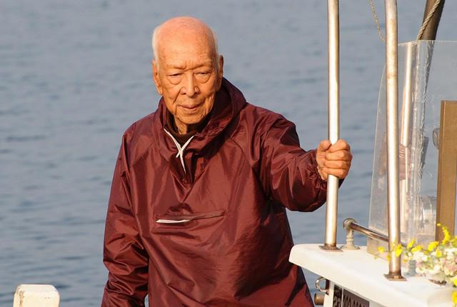 大滝秀治さん死去 高倉健「本当に素晴らしい先輩」