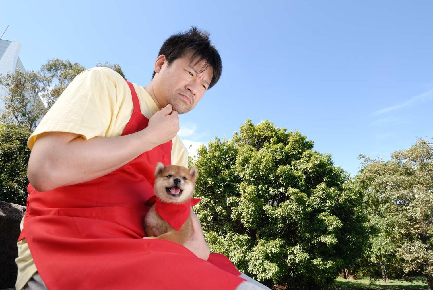 """""""マメシバ""""3度目のドラマ&映画 犬好き南沢奈央がヒロイン"""