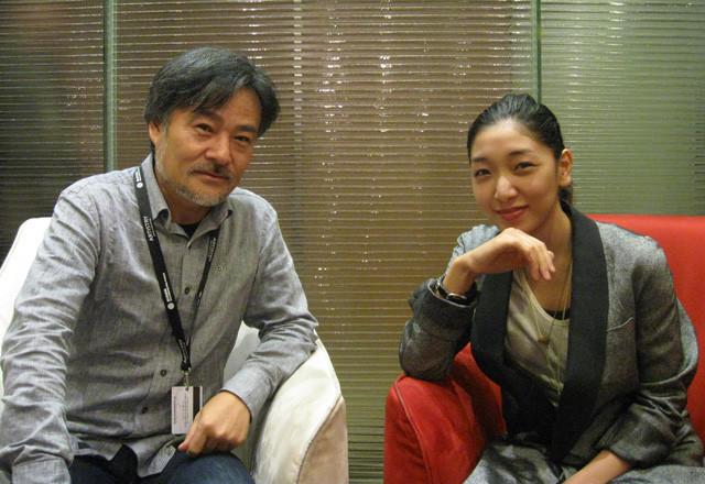 黒沢清監督、釜山映画祭でのティーチインに安藤サクラ飛び入り参加