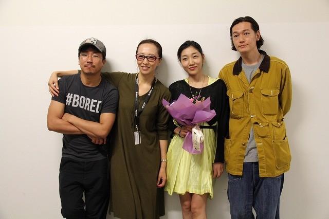 日本代表「かぞくのくに」出演のヤン・イクチュン、釜山映画祭舞台挨拶で号泣