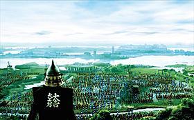 石田三成率いる2万人の大軍が圧巻!「のぼうの城」