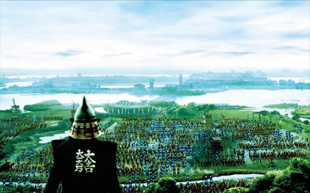 「のぼうの城」本編映像を入手!2万人の天下の大軍に武者震い