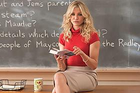 キャメロン・ディアスがセクシー教師に「バッド・ティーチャー」
