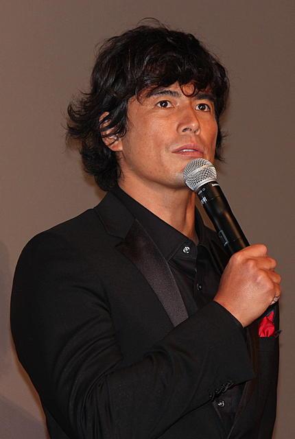 伊藤英明、初の悪役で新境地「海猿のことは嫌いにならないで」