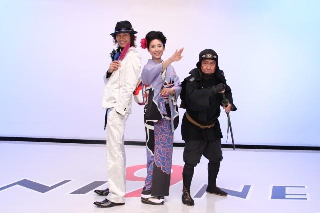 黒木瞳、新作映画「CMタイム」でわがままな演歌の女王に
