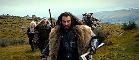 """""""スマウグ""""というドラゴンから王国を奪還するために立ち上がるトーリンたち「ロード・オブ・ザ・リング」"""