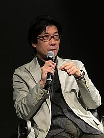 トークショーを行った阪本順治監督「北のカナリアたち」