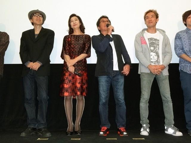 高橋惠子23年ぶり主演作、セリフ少ない初老女性役に「胃が痛くなる思い」