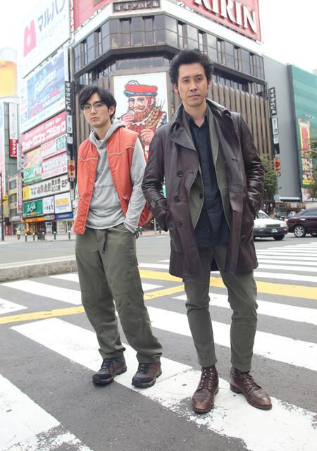 「探偵はBARにいる2」札幌で撮入 大泉洋はアクション増にあきれ顔
