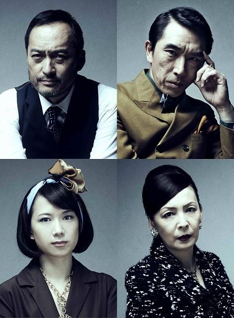 デビュー25年目の和久井映見、三谷幸喜の新作公演で初舞台