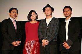 日本映画・ある視点部門に選出された 「はなればなれに」「はなればなれに」