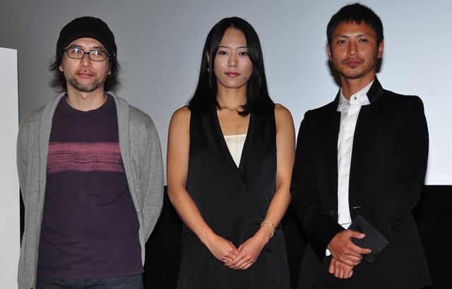 コンペ出品「黒い四角」奥原監督、オール北京ロケも苦労は日本と変わらず?