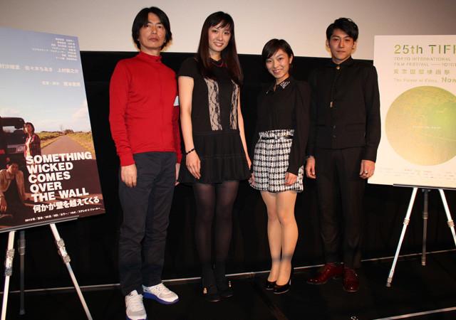 劇場支配人も経験、榎本憲男監督2作目がTIFFで上映「とても光栄」