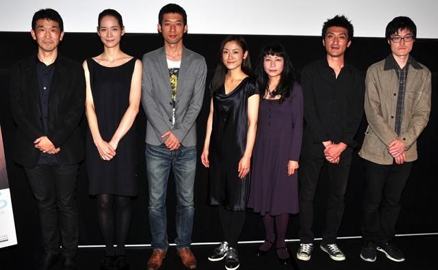 篠崎誠監督、晴れの舞台で脚本を務めた愛弟子を称賛!